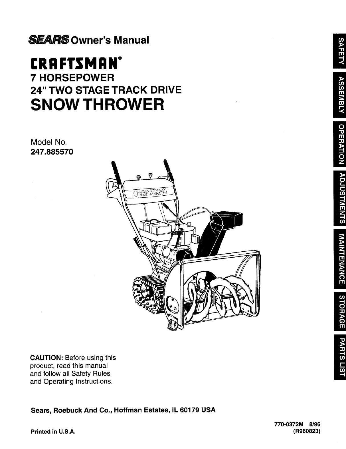 Craftsman Snowblower Diagram likewise Snowblower Murray Chute additionally Snowblower Murray Chute additionally L9910191 also Mtd Snowblower Parts Diagram. on sears craftsman 28 snow blower parts