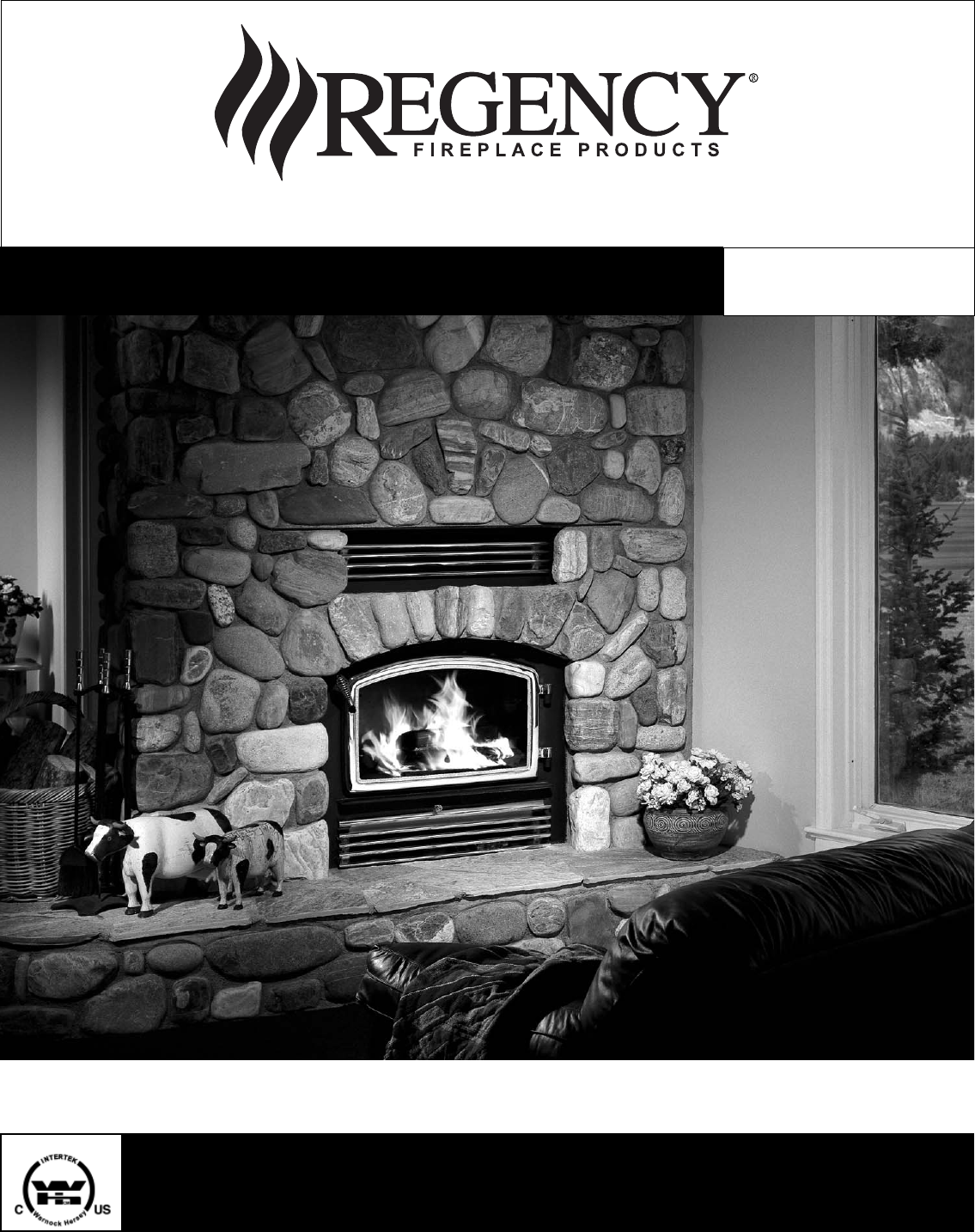 Regency Indoor Fireplace Z2510l User Guide