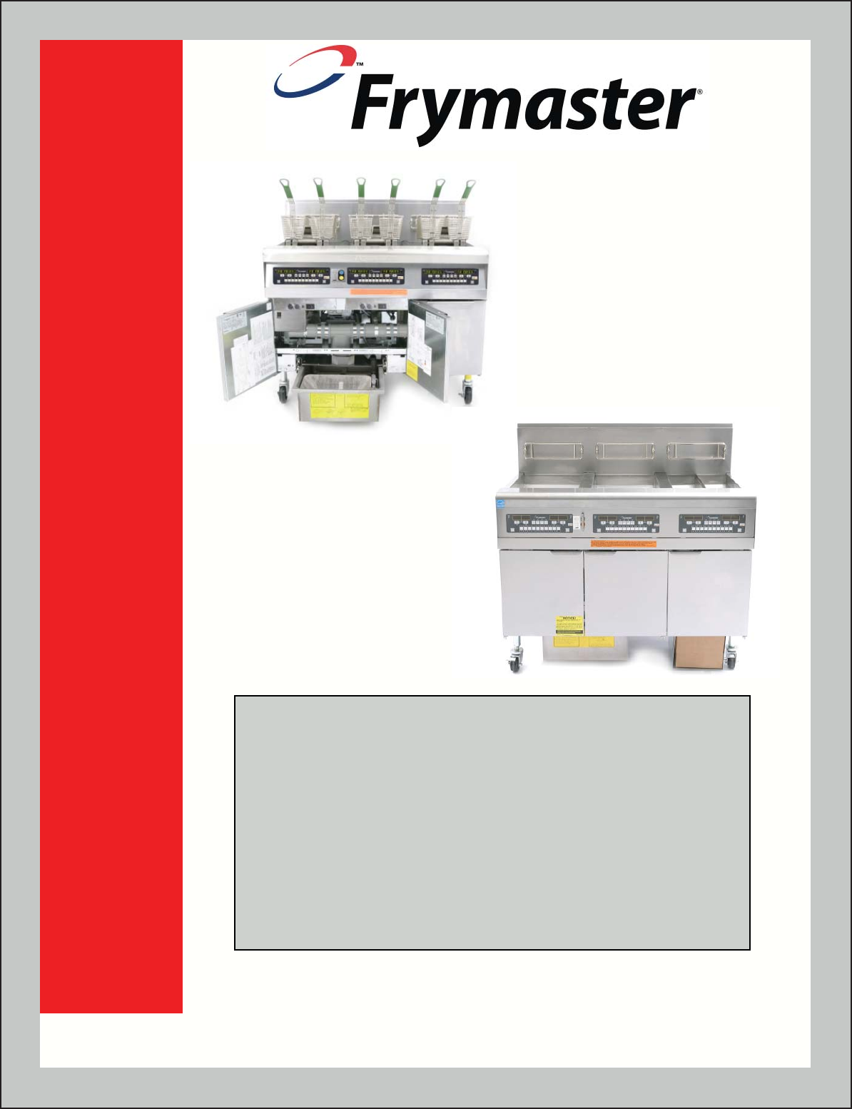 Frymaster Wiring Diagram Free Download Three Phase Hobart Fryer M3000 User Guide Manualsonline Com Along With Color Standards As Well