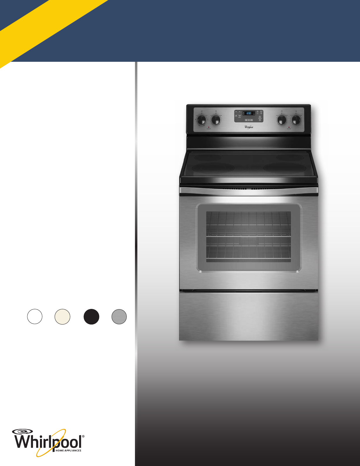 whirlpool range wfe510soa user guide manualsonline com rh kitchen manualsonline com whirlpool gas oven manual wfg320mbso whirlpool gas oven manual wfg320mbso