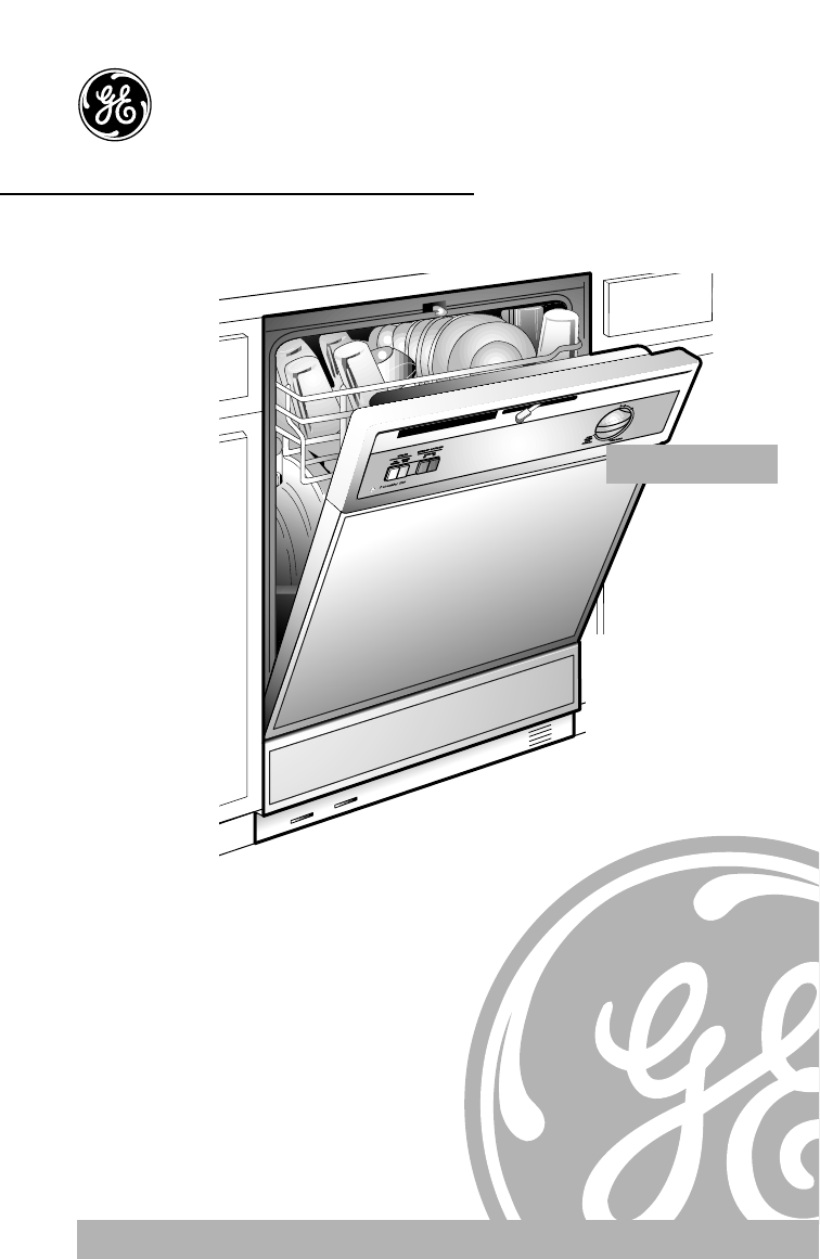 ge 500 dishwasher repair manual