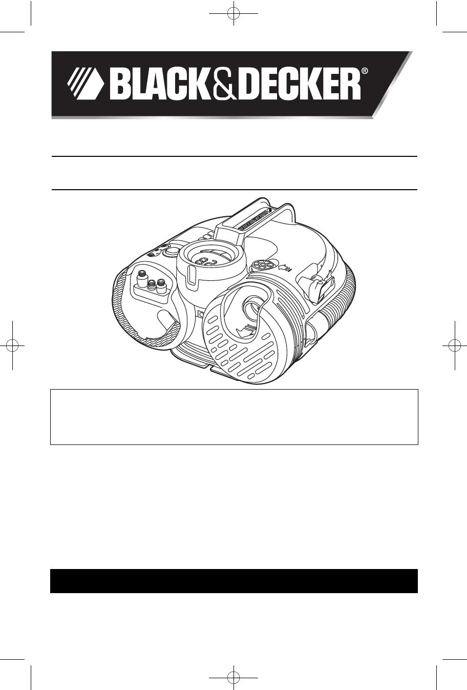 Black & decker asi300 manuals.