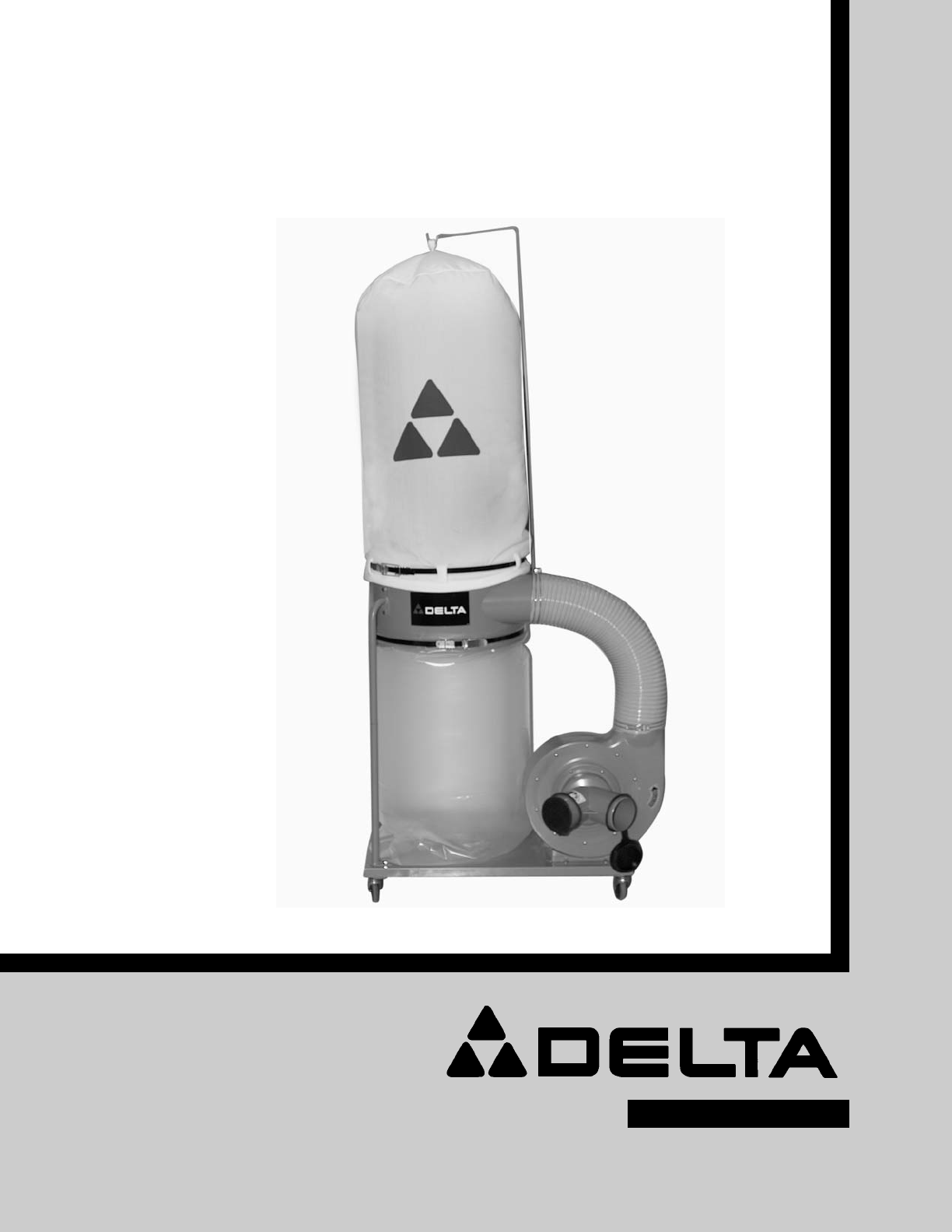Delta Dust Collector 50 850 User Guide Manualsonlinecom Gas Furnace Schematic Instruction Manual