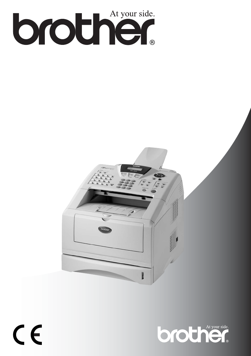 brother all in one printer mfc 8220 user guide manualsonline com rh auto manualsonline com Brother Multifunction Printers Software Brother Multifunction Printers Software