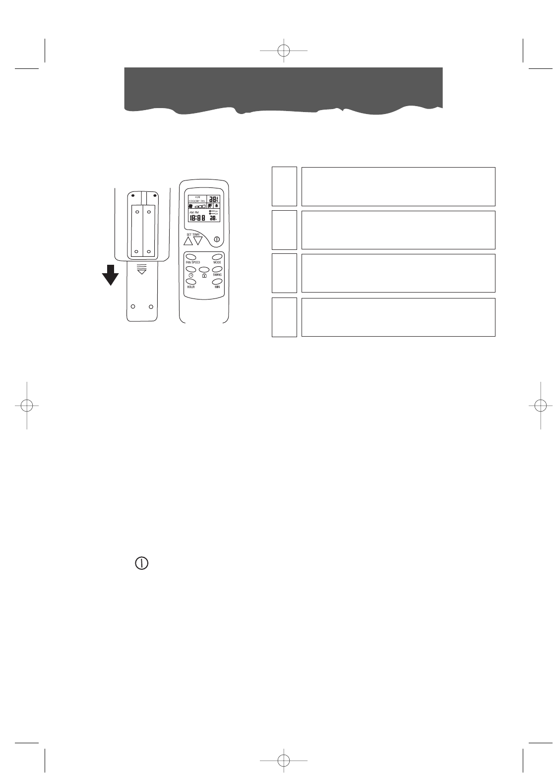 page 7 of delonghi air conditioner cf 210 user guide manualsonline com rh homeappliance manualsonline com delonghi cf210 manual pdf delonghi cf 210 manual español