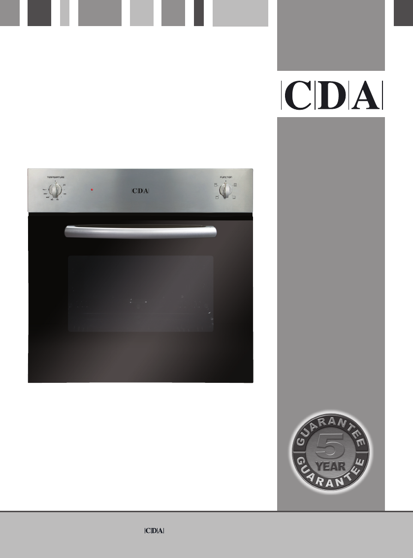 Cda oven sa116 user guide manualsonline customer care department the group ltd harby road langar nottinghamshire ng13 9hy ccuart Choice Image