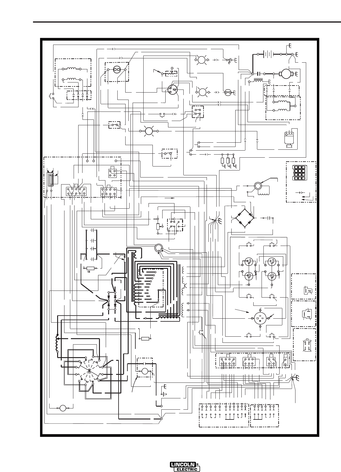 page 47 of lincoln electric welder 300 d user guide f 7 wiring diagram