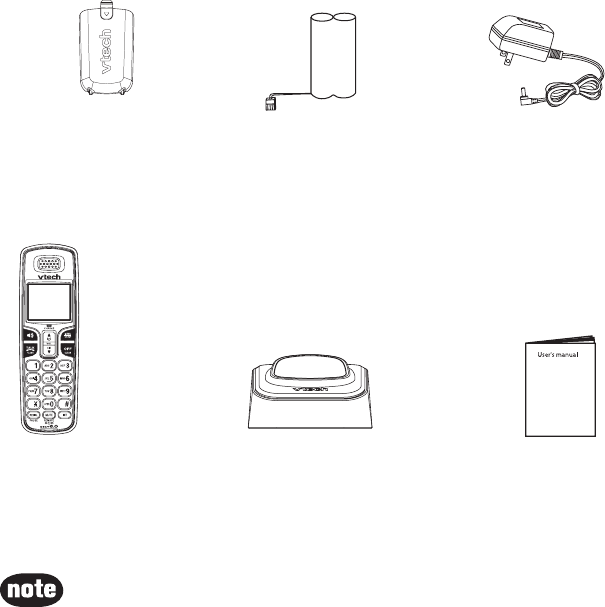page 4 of vtech cordless telephone cs6229