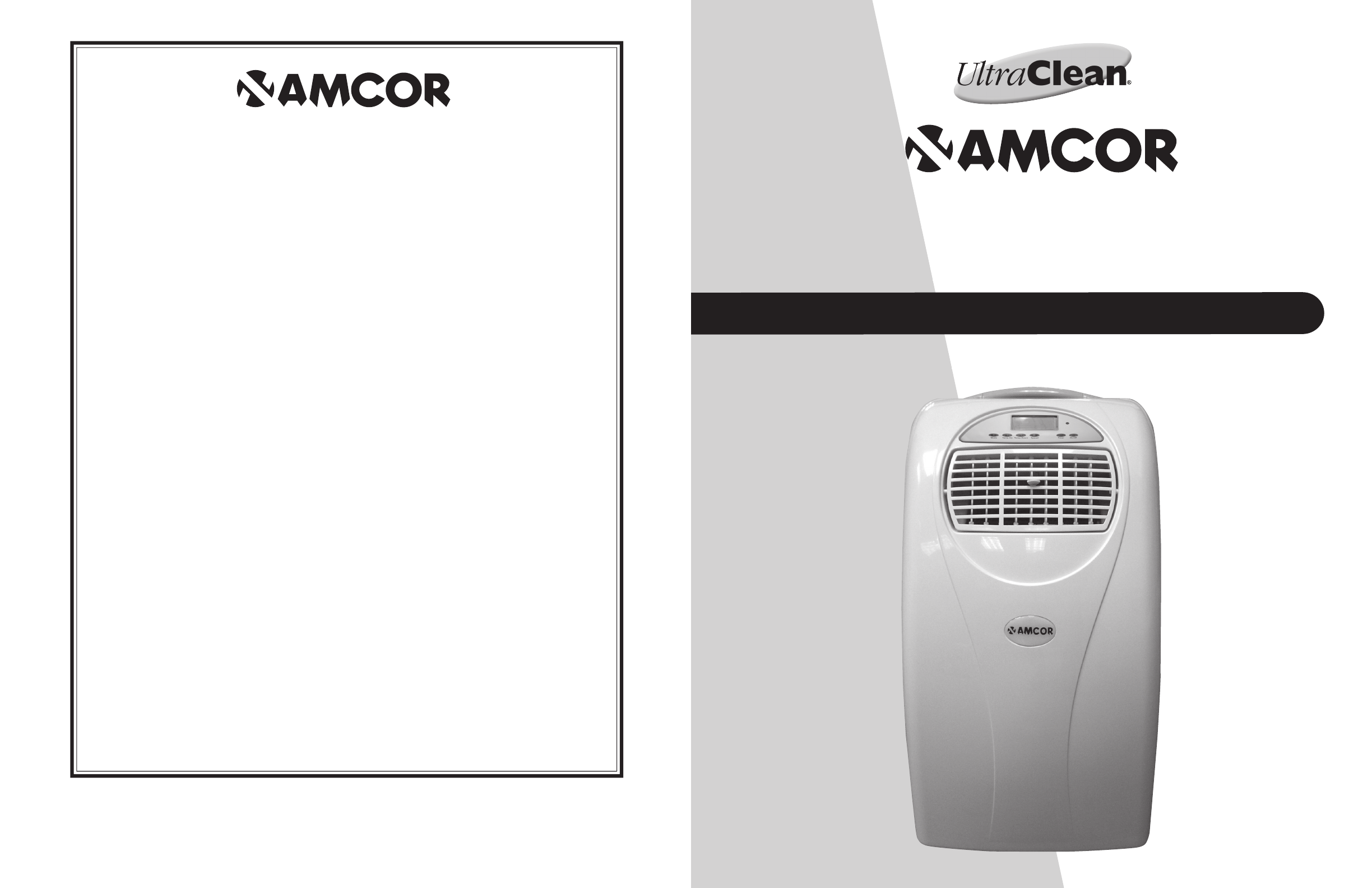 amcor air conditioner instructions