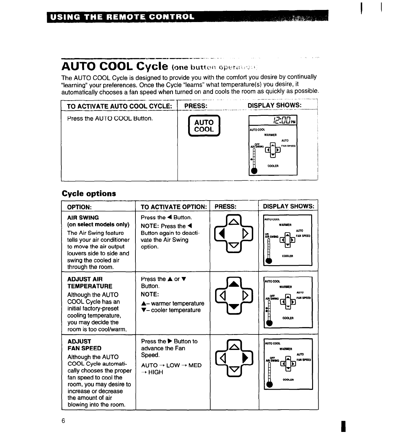 page 6 of whirlpool universal remote 1180435 a user guide rh tv manualsonline com Universal Remote Control Programming Codes RCA 312 Universal Remote Instruction Manual