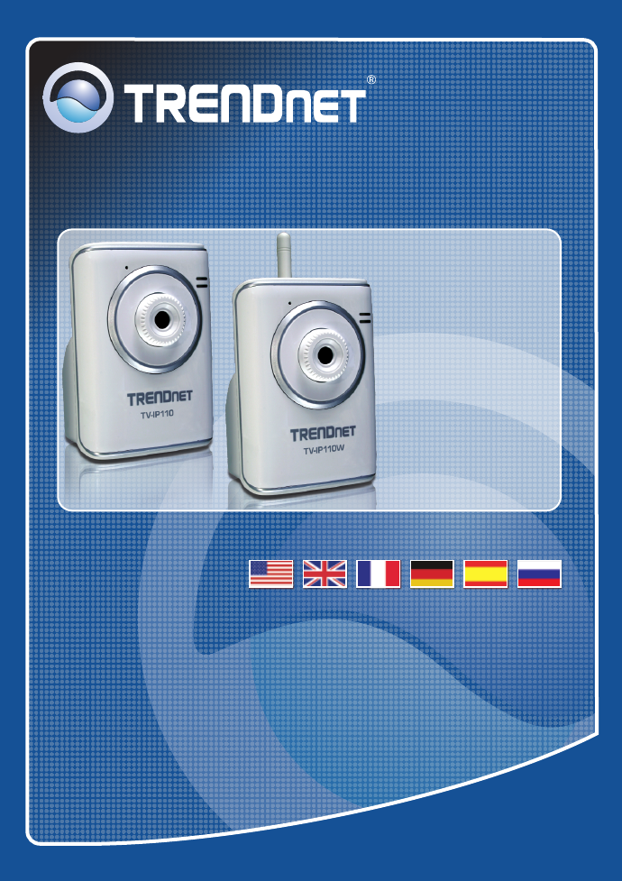 TRENDnet Security Camera TV-IP110W User Guide | ManualsOnline
