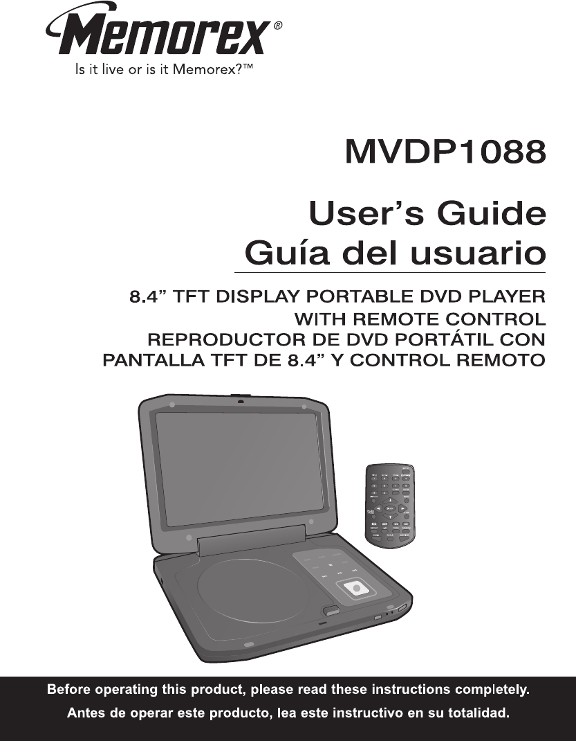 memorex dvd player mvdp1088 user guide manualsonline com rh tv manualsonline com memorex dvd player mvd2042 manual memorex progressive scan dvd/cd player manual