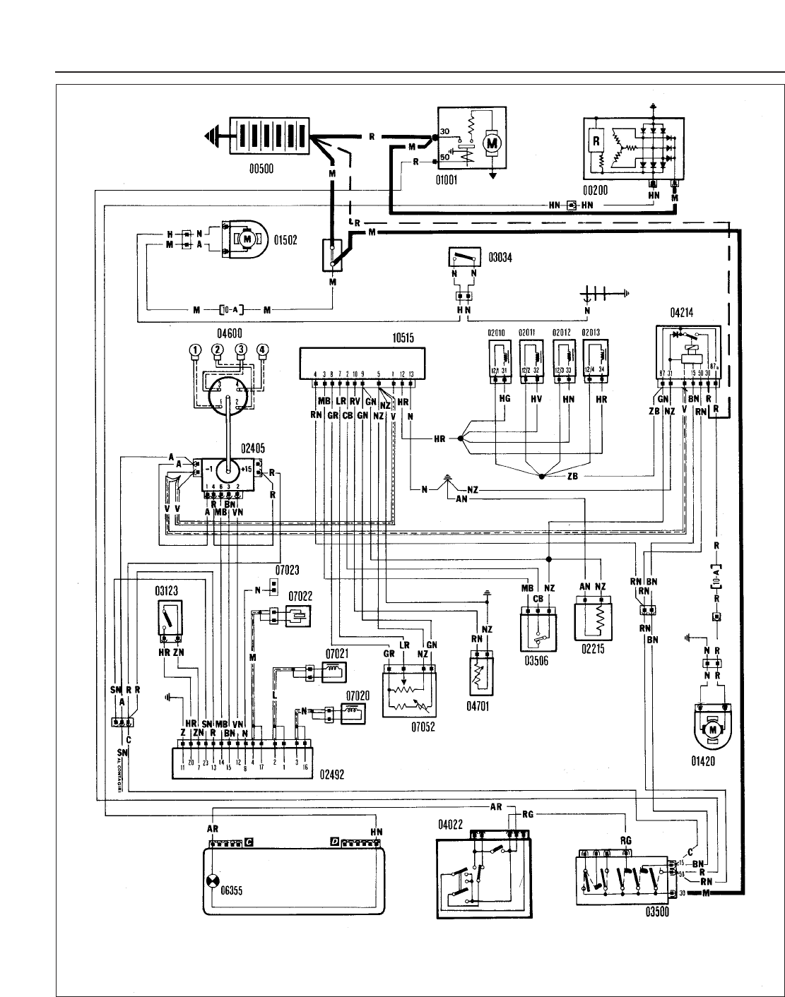 page 253 of fiat automobile 903 cc user guide manualsonline com rh auto manualsonline com fiat ducato wiring diagram download fiat ducato wiring diagram 2009