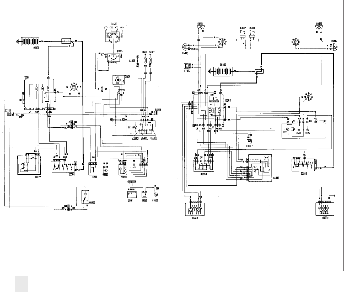 Fiat doblo wiring diagrams diagram schemes