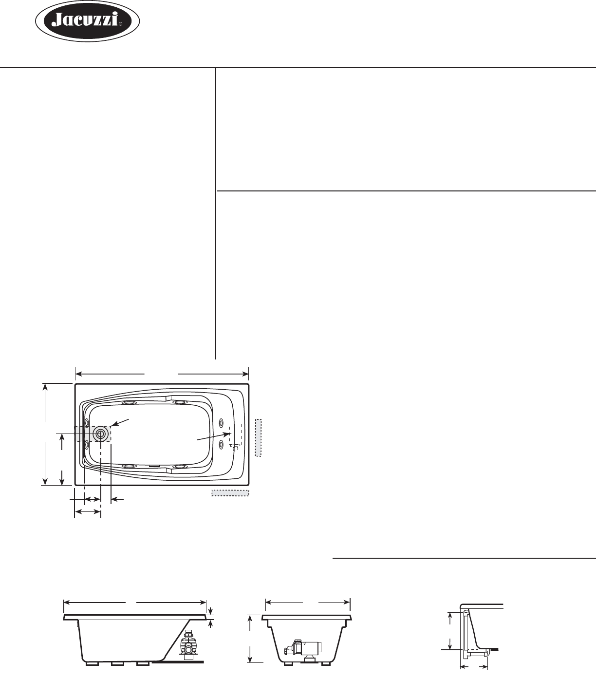 Page 2 of Jacuzzi Hot Tub 532 User Guide | ManualsOnline.com