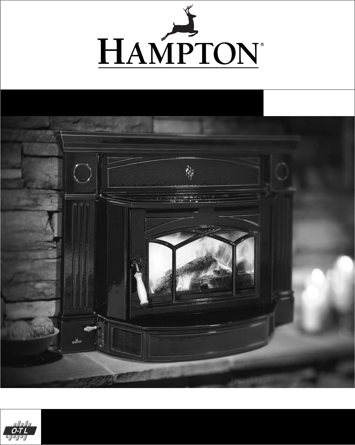 Hampton Direct Fire Pit Hi300 User Guide