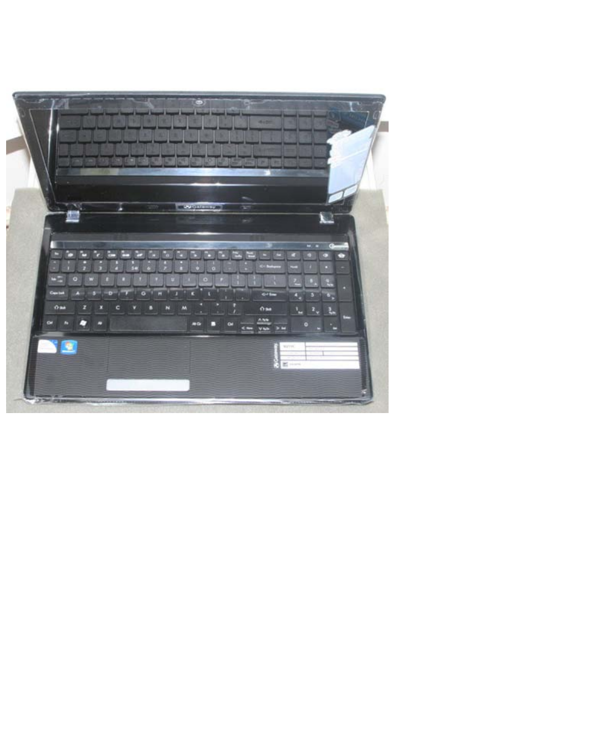 gateway computer keyboard nv53a user guide manualsonline com rh office manualsonline com Gateway Desktop PC Gateway Desktop PC