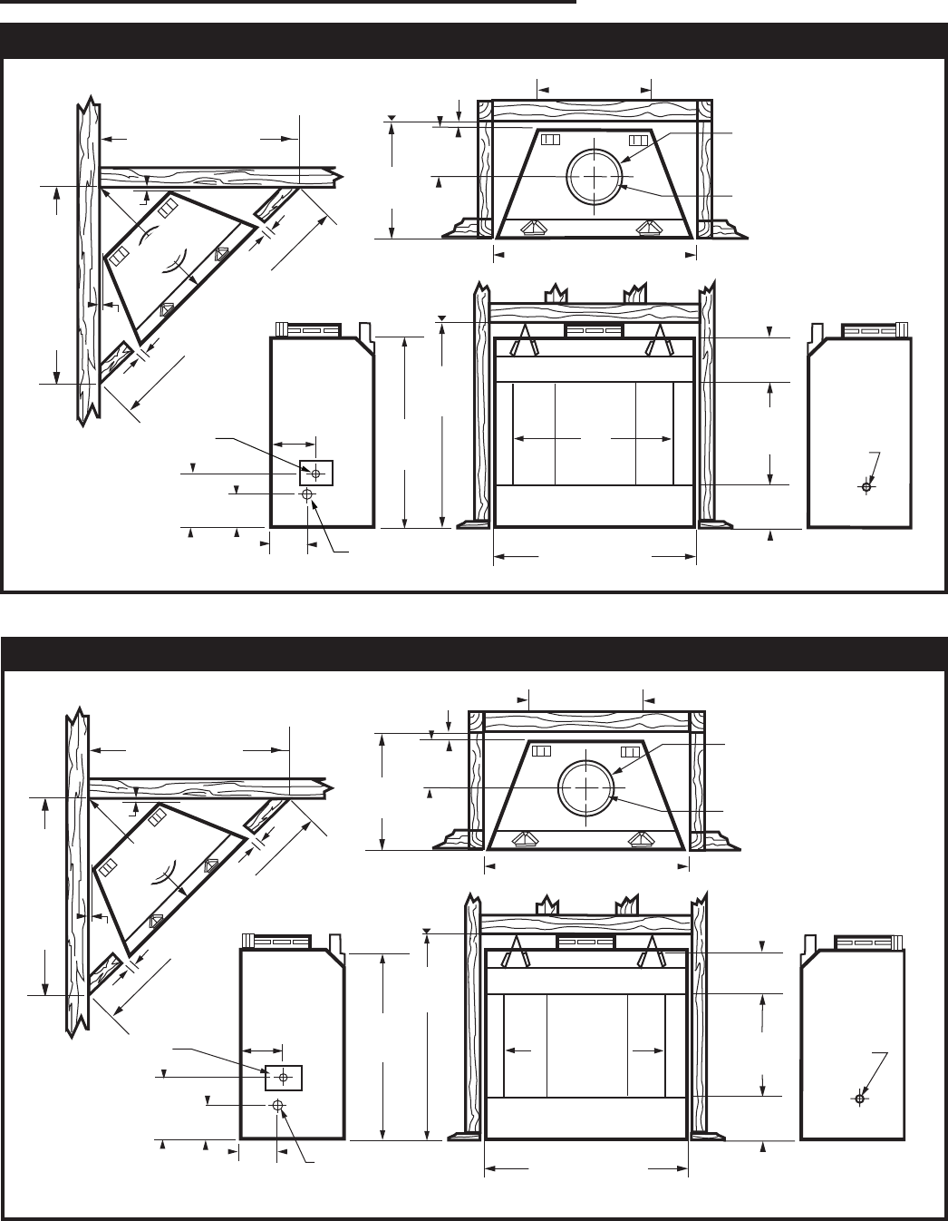 Page 3 Of Cfm Corporation Outdoor Fireplace Shr42a User