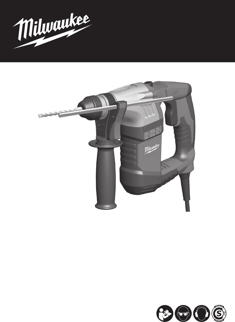 milwaukee power hammer 5263 59a user guide manualsonline com Philips TV Manual Philips TV User Manual