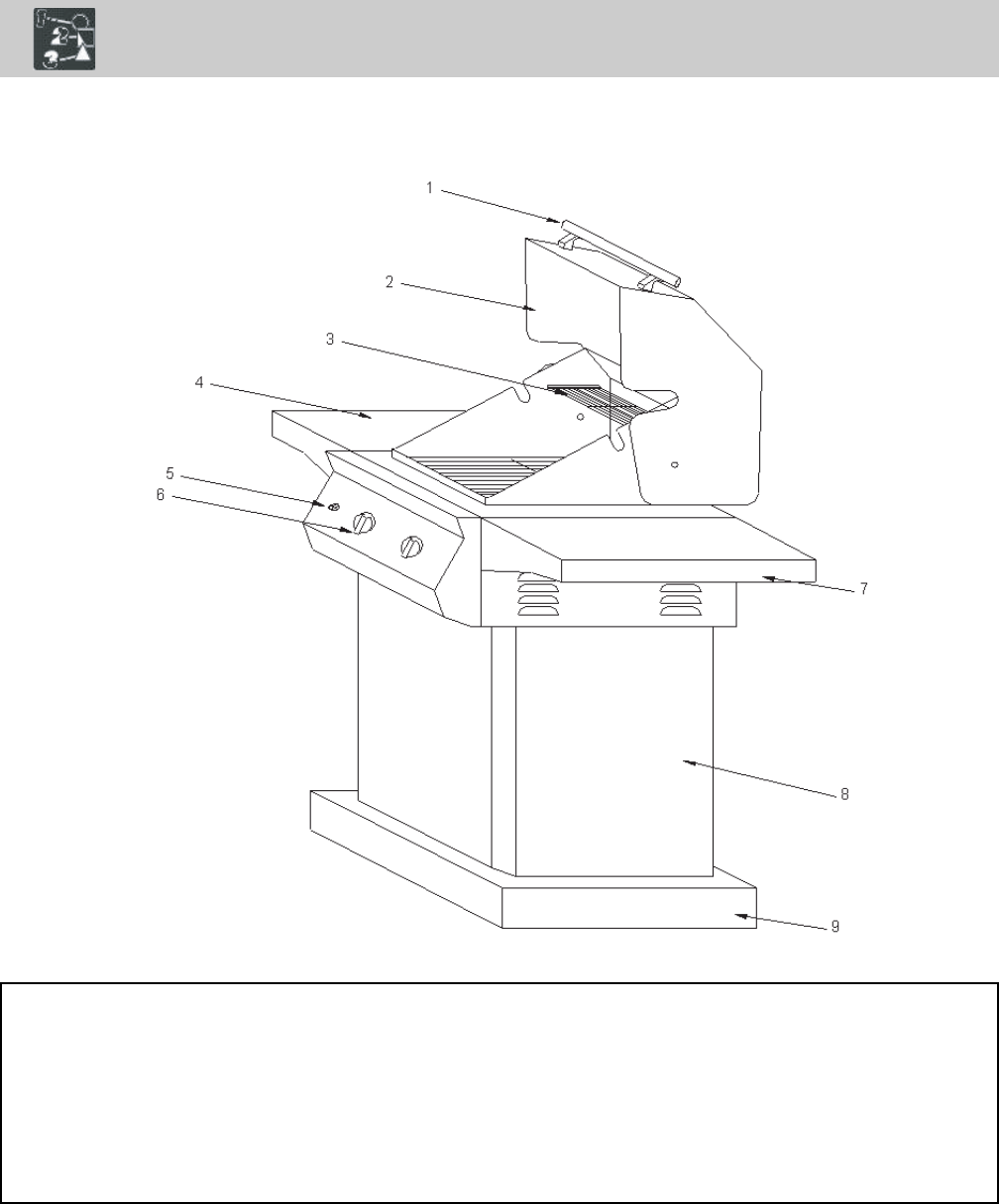 """Page 4 of Frigidaire Gas Grill 26"""" Stainless Steel Outdoor ..."""