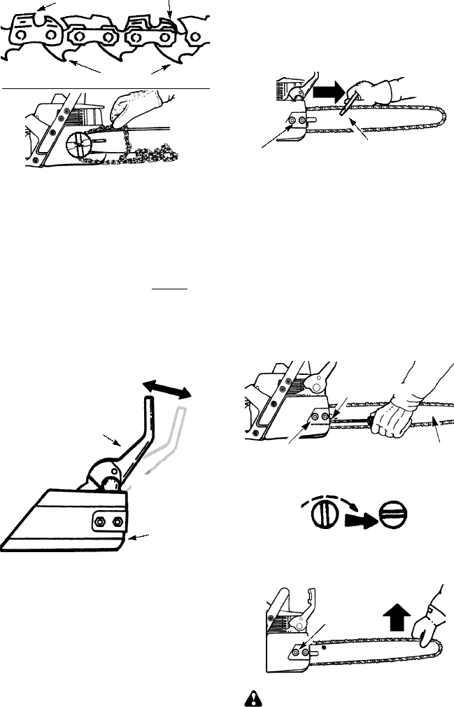 page 7 of poulan chainsaw 2150 user guide