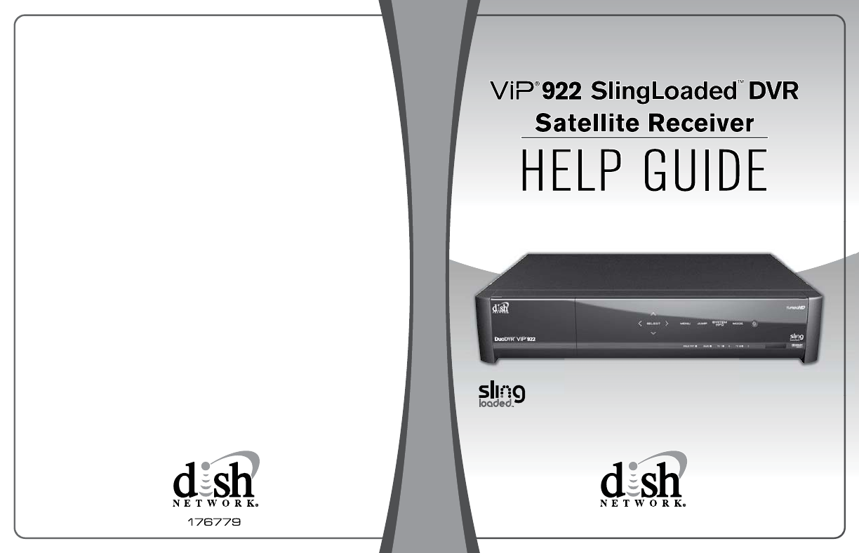 Dish Network 922 Manual User Guide That Easy To Read Vip Wiring Diagram Satellite Tv System Slingloaded Rh Manualsonline Com