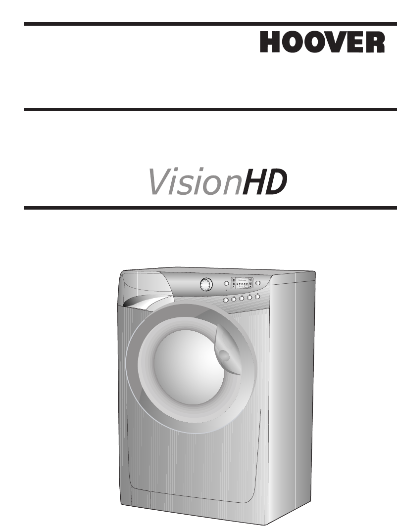 Hoover vision hd
