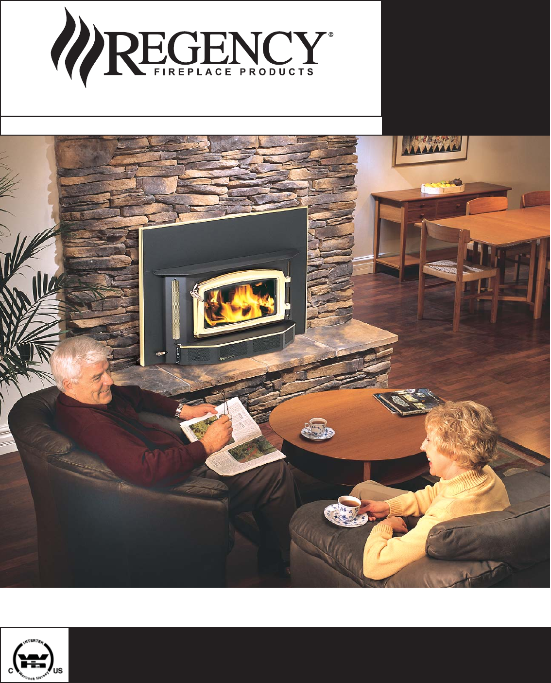 Regency Indoor Fireplace I3100l User Guide