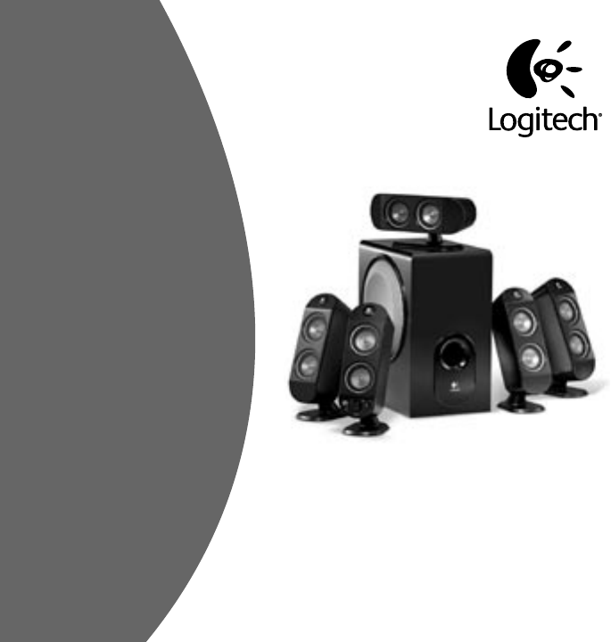 how to hook up logitech x 530 speakers to tv But still my logitech x-540 51 speaker hi to hook your laptop up to your 51 that i can listen all my speaker if turn to tv mode on dvd player.