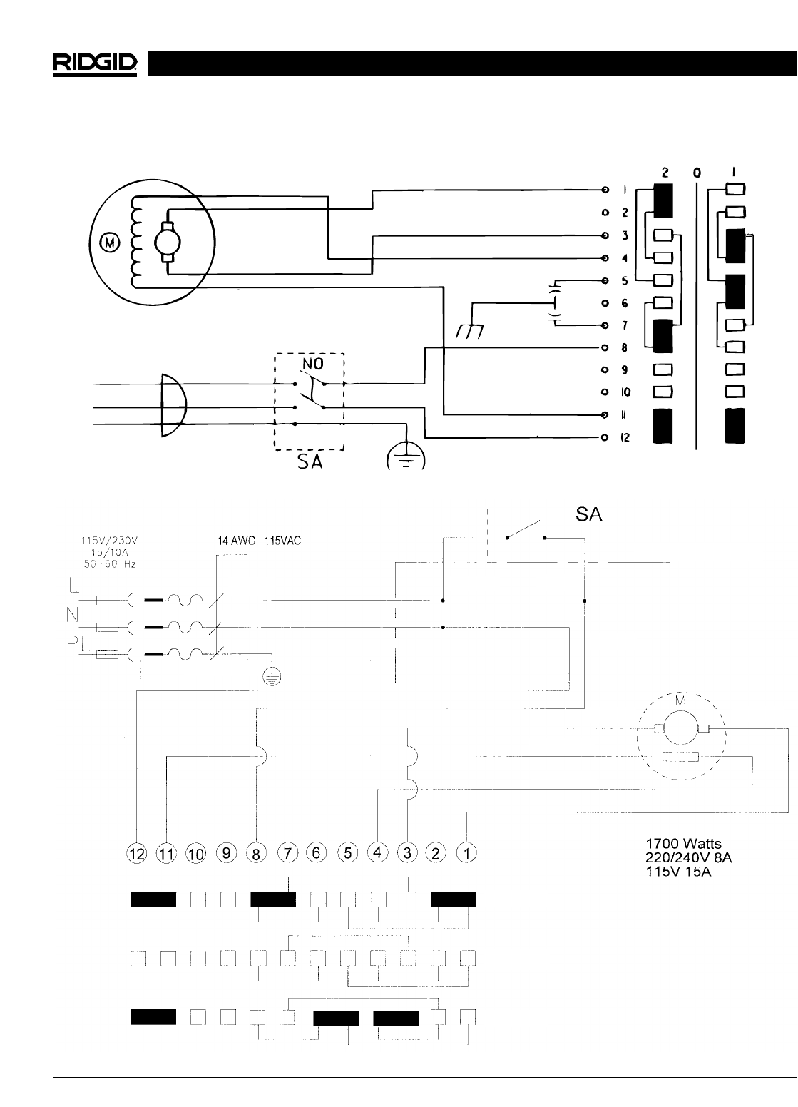 Wiring Diagram For Ridgid 300 Motoron Kawasaki Bayou Wiring Diagram