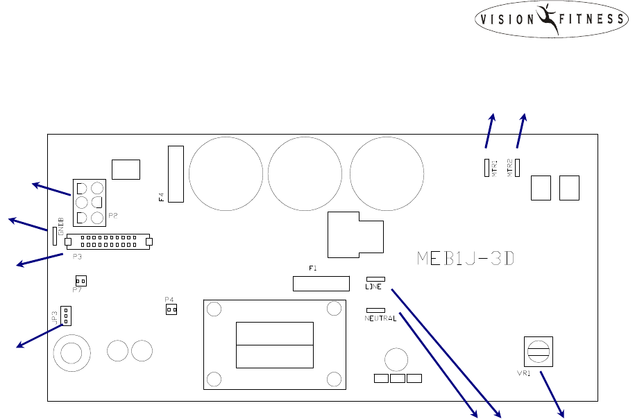 [DIAGRAM_09CH]  Page 10 of Vision Fitness Treadmill T9500 User Guide | ManualsOnline.com | Wiring Diagram P 1508 |  | Fitness & Sports - ManualsOnline.com