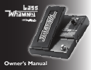 Musical Toy Instrument Bass Whammy