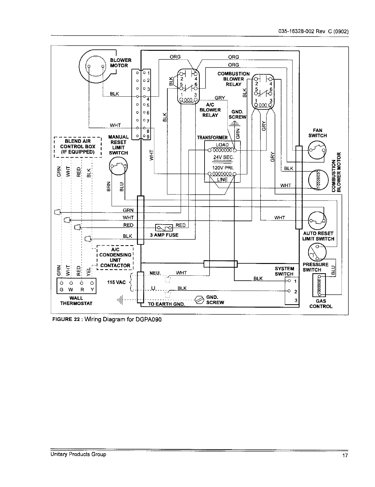 York Diamond 80 Parts Manual Image Of Furnace Fan Wiring Troubleshooting Good Owner Site