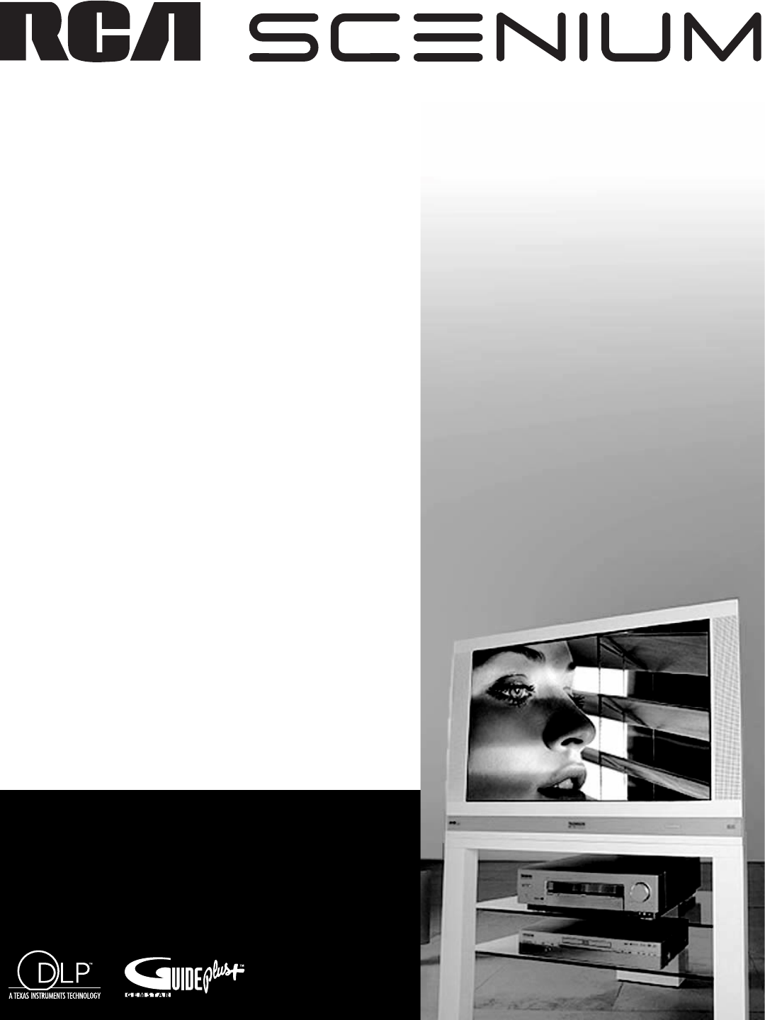 rca projection television hdlp50w151 user guide manualsonline com rh tv manualsonline com RCA Scenium 50 HDTV RCA Scenium Blinks 5 Times