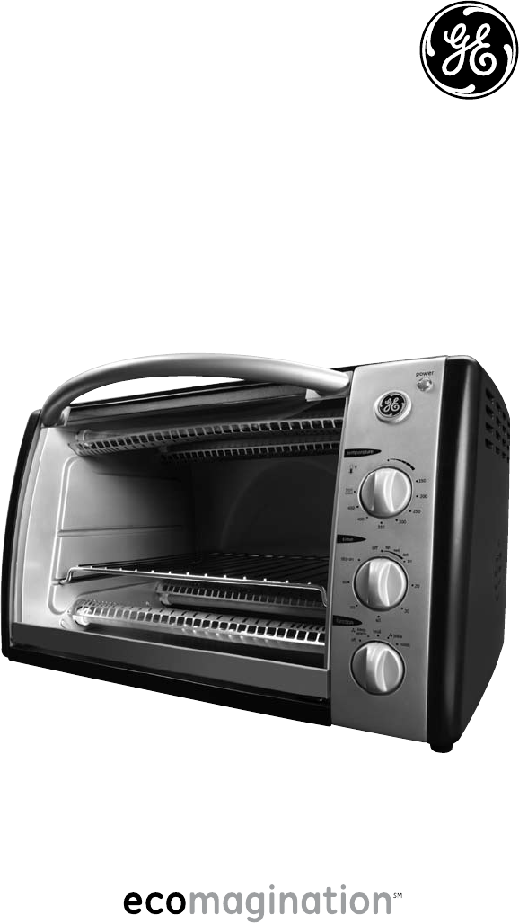 Ge Convection Toaster Oven ~ Ge convection oven  user guide manualsonline