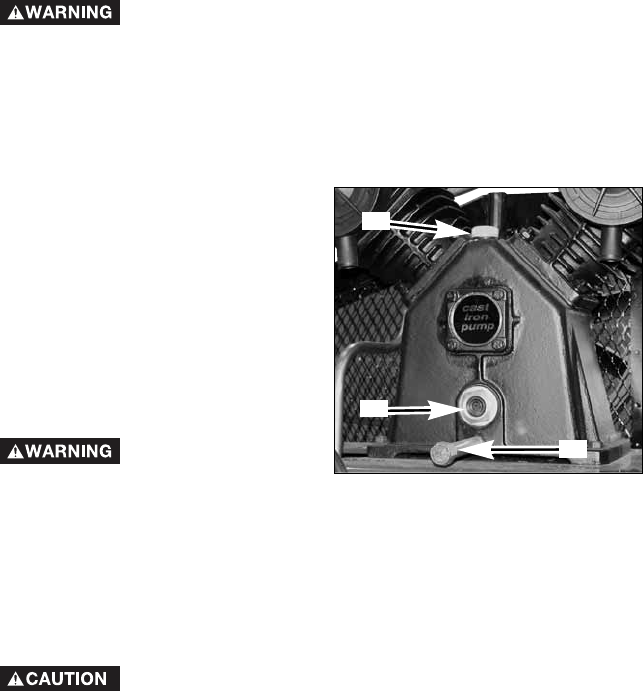 porter cable air compressor manual