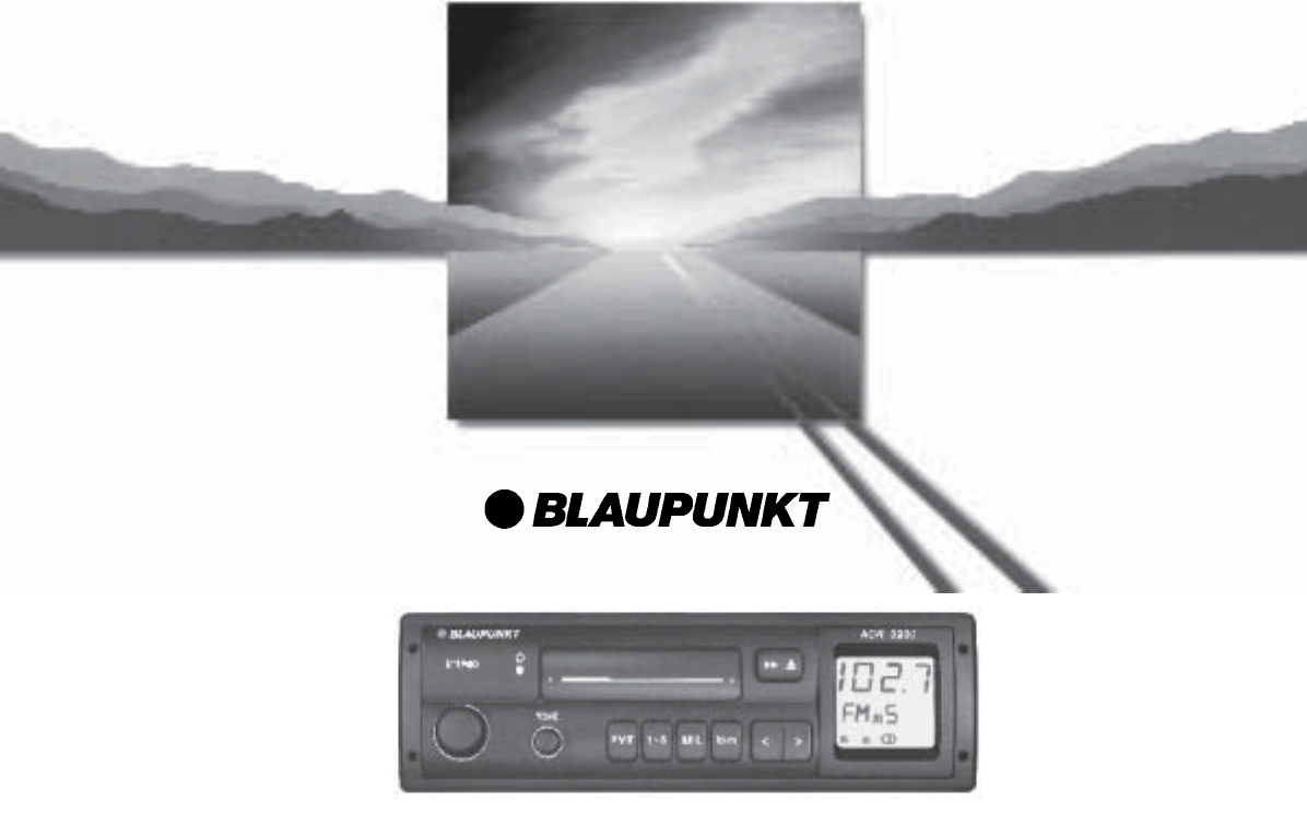 blaupunkt car stereo system acr 3231 user guide manualsonline com rh caraudio manualsonline com blaupunkt user guide blaupunkt travelpilot nx user manual
