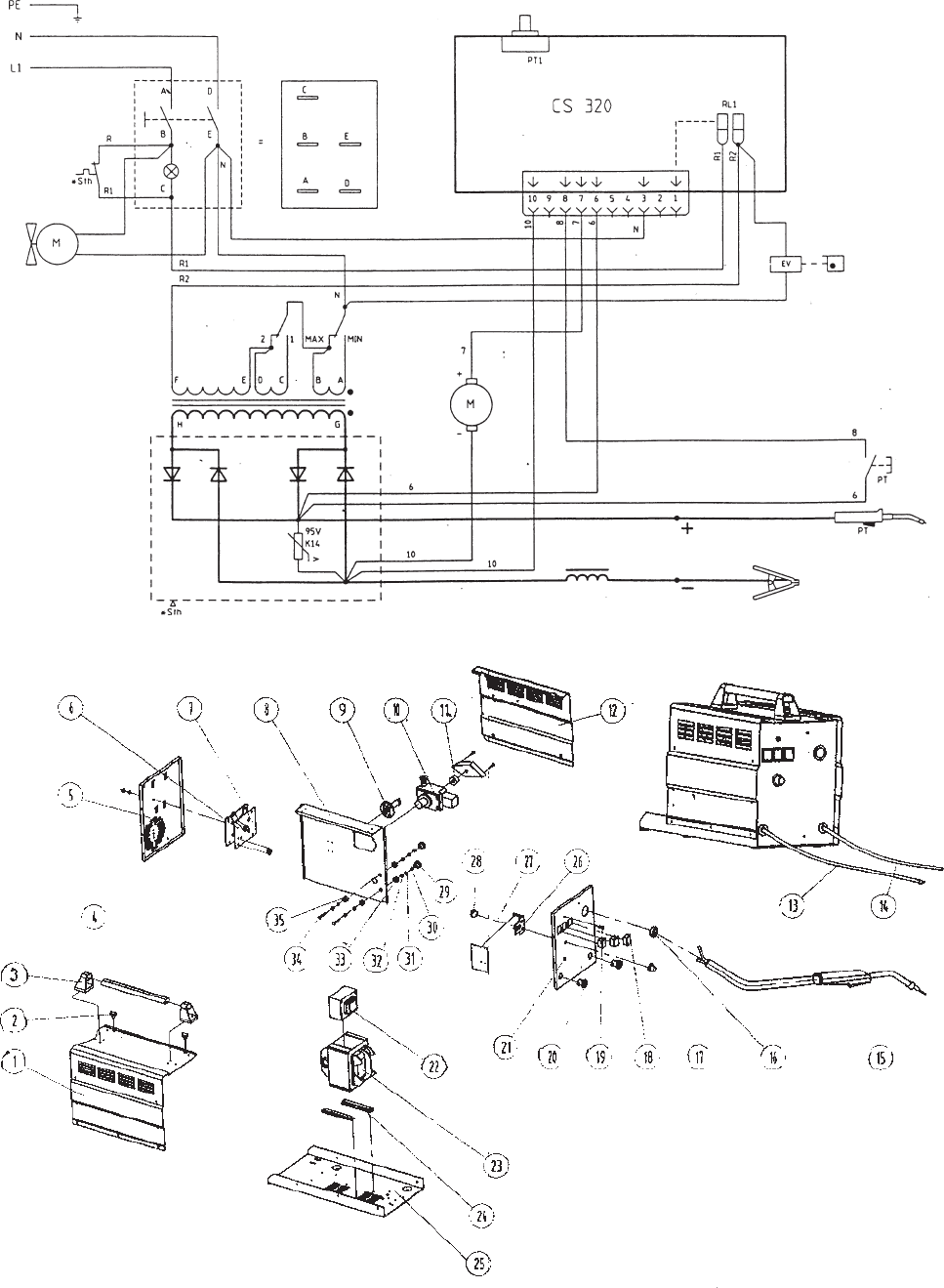 Harbor Freight Electric Drill Wiring Diagram on Drill Switch Wiring Diagram Without