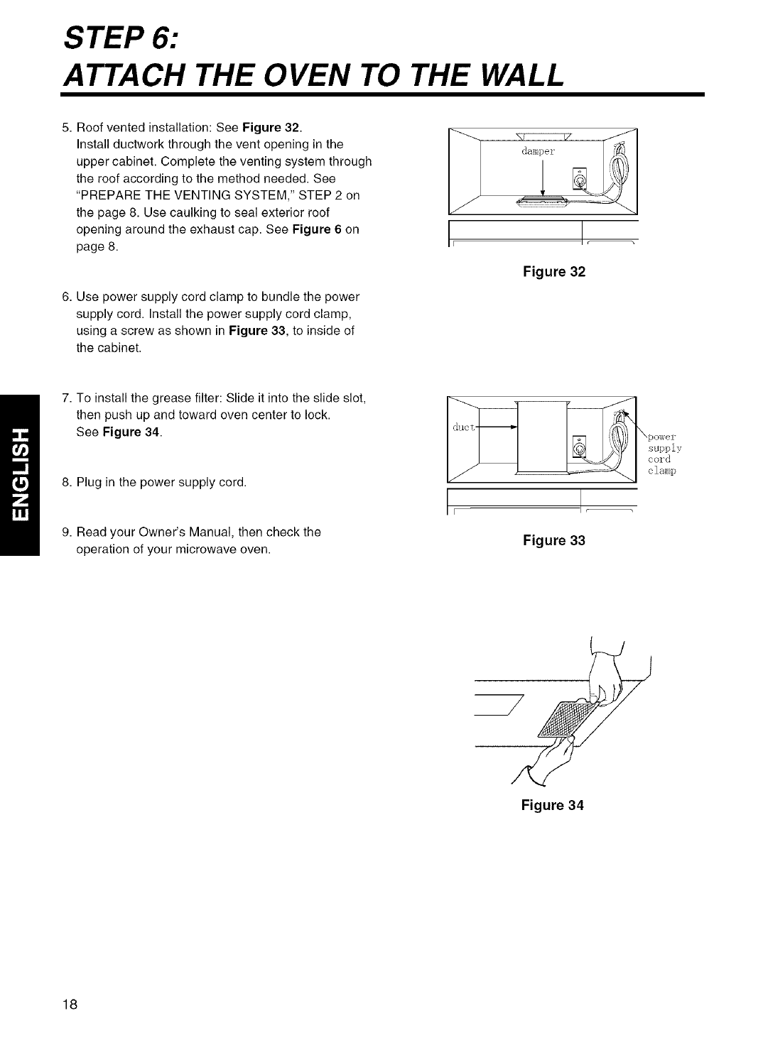 Page 18 Of Kenmore Microwave Oven 721 80042 User Guide