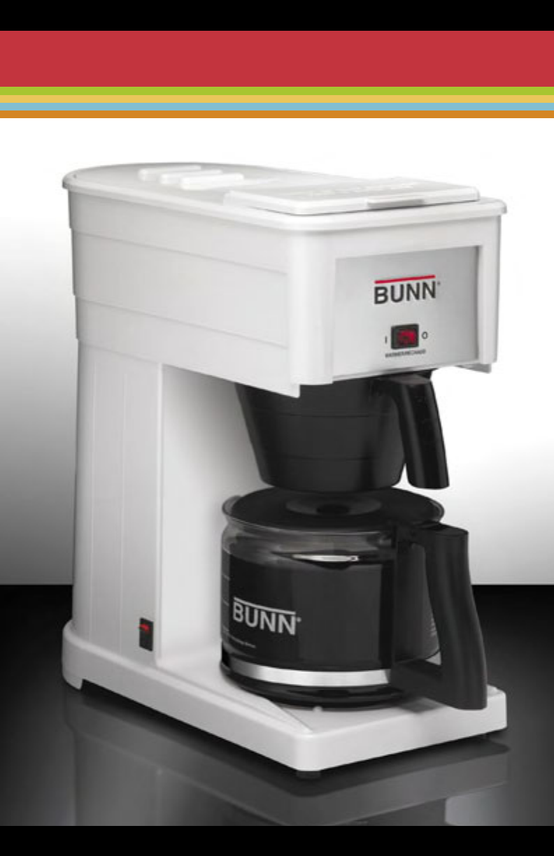Bunn Coffee Maker User Guide : Bunn Coffeemaker GRX-B User Guide ManualsOnline.com