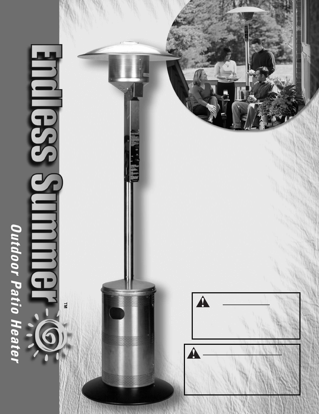 Blue Rhino Endless Summer Patio Heater Manual Icamblog