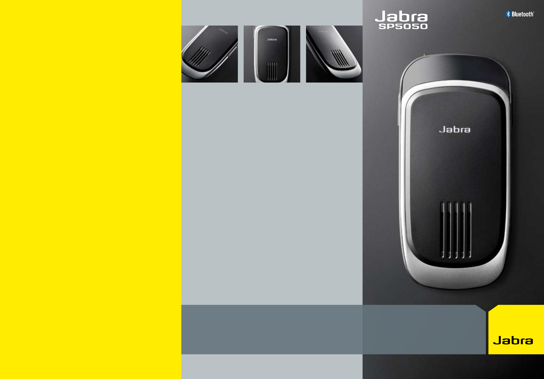 jabra conference phone sp5050 user guide manualsonline com rh phone manualsonline com Jabra Speakerphone Jabra Bluetooth Car Speaker