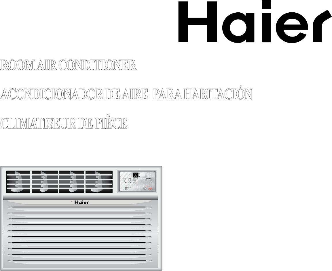 Haier Air Conditioner 0010518358 User Guide ManualsOnline.com #7D4F4E