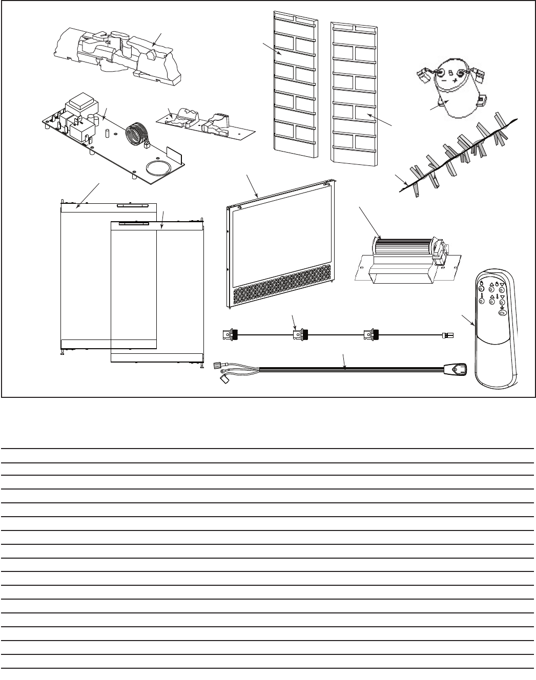 page 15 of cfm corporation indoor fireplace ef36 user guide rh homeappliance manualsonline com Example User Guide User Guide Template