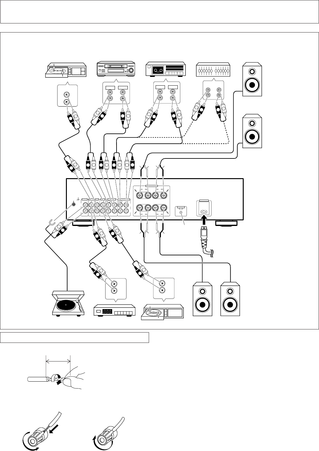 page 4 of pioneer stereo amplifier a 307r a 209r user guide rh audio manualsonline com