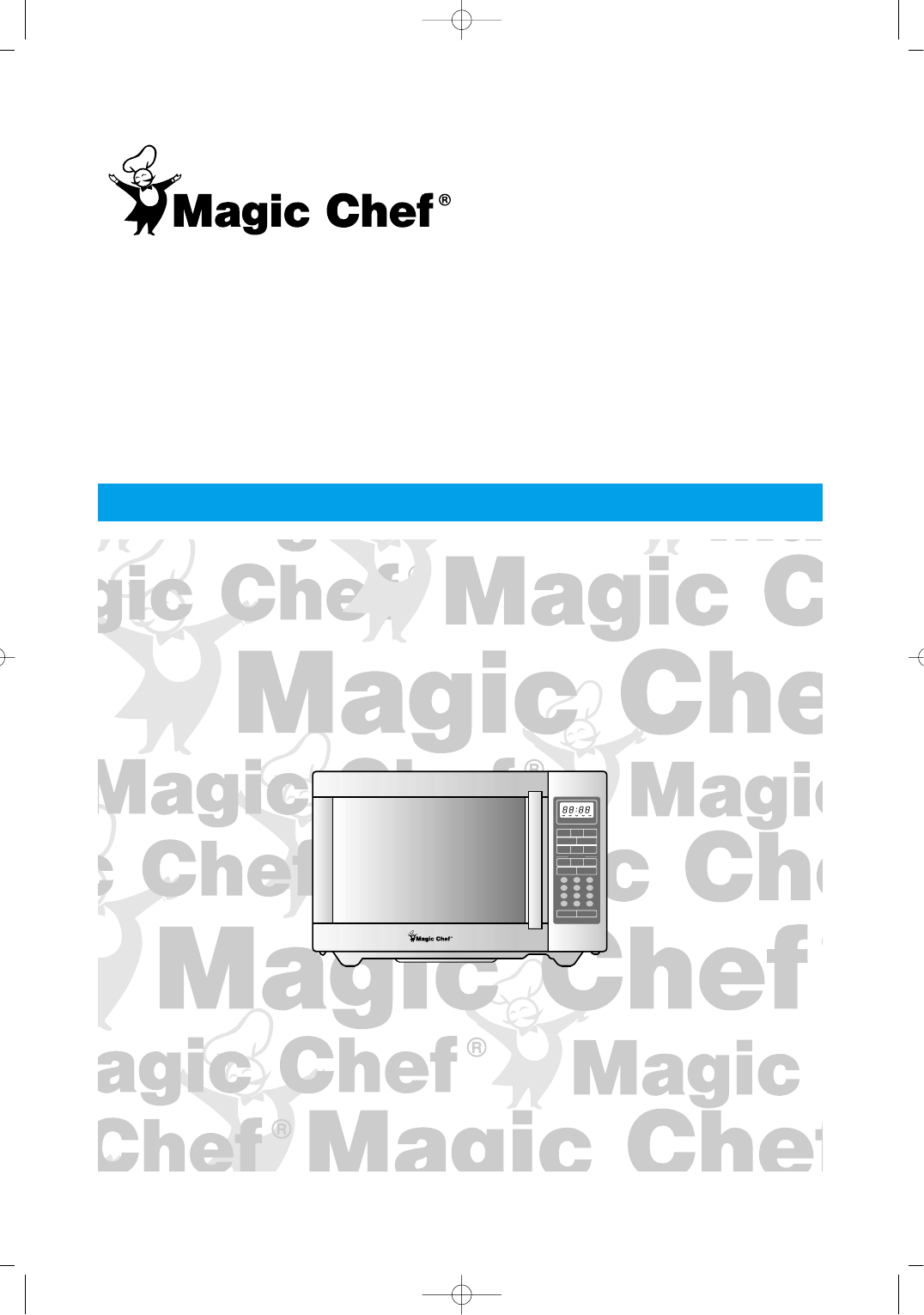 Magic Chef Microwave Oven Mcd1311st User Guide