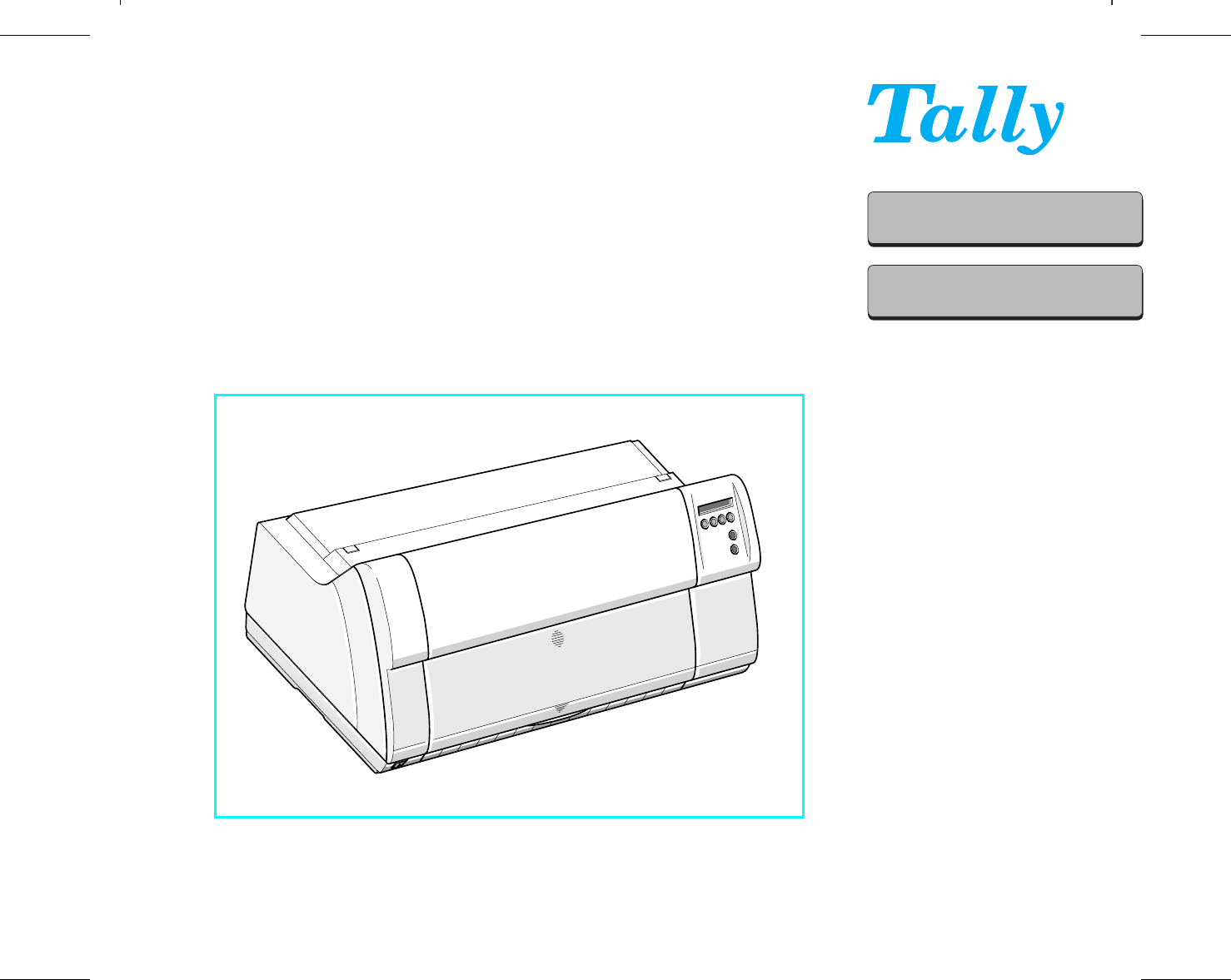 ... manual page Array - tally genicom all in one printer t2265 user guide  manualsonline com rh office manualsonline