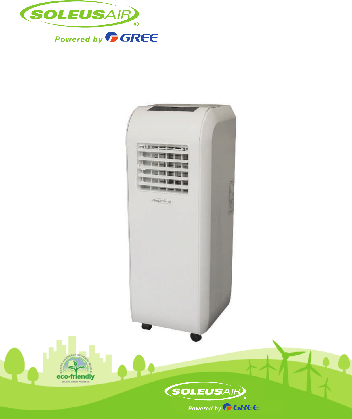 Superieur 8,000 BTU Portable Air Conditioner