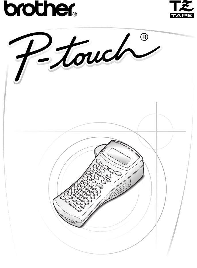 brother p touch handy manual
