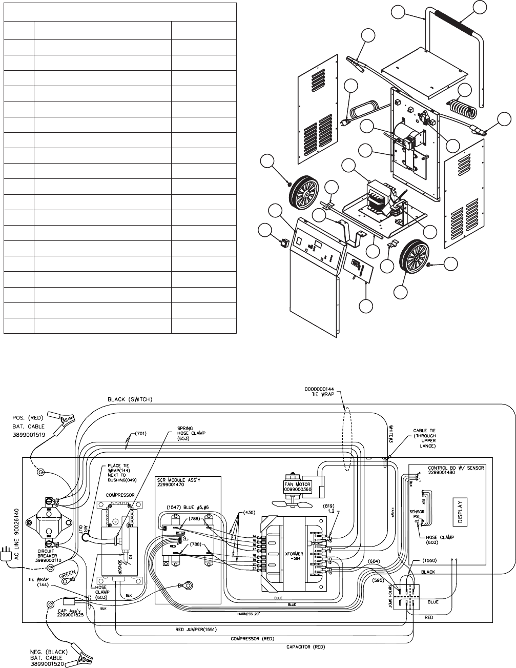 Wiring Diagram For Century Battery Charger : Century battery charger wiring diagram
